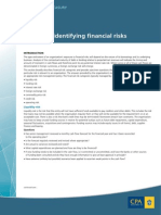 Guide for Identifying Financial Risks