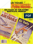 4 Classic Flying Models