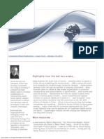 Innovation Watch Newsletter 12.21 - October 19, 2013