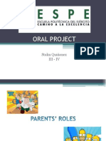 Oral Project