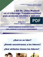21 Leyes Del Dr. John Maxwell