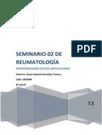 SEMINARIO 02 DE REUMATOLOGÍA