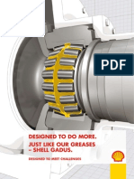 Shell Gadus Product family brochure