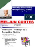 MELJUN CORTES MIS Lecture