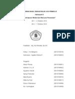 Diskrepansi model dan rencana perawatan ortodonti