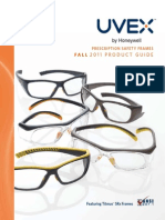 UvexRx Product Guide 2011