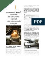 Renault 21 Como Fur Go