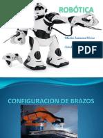 1.2.2 Configuracion de Brazos