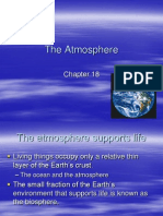 The Atmosphere - Ch 18