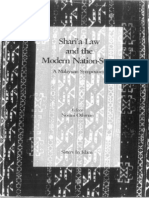 The Islamic State and Its Constitution - Hashim Kamali