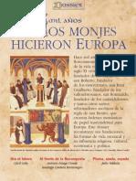 Dossier Los Monjes Hicieron Europa
