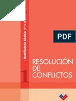 1cicloCONVIVENCIA CONFLICTOS 1 CICLO
