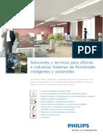 Soluciones y Servicios Oficinas e Industrias Iluminacion