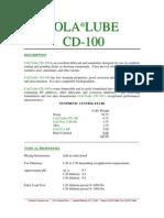 Colalube CD 100