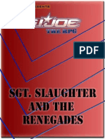 Sgt Slaughters Renegades