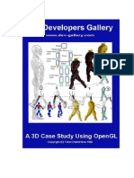 3d Case Study Using Opengl