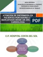 Enfermeria Marcapasos Cardio