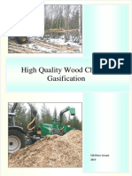 High Quality Wood Chips for Gasification - Ulf-Peter Granö 2013 EN