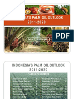 Indonesia's Palm Oil Outlook 2020