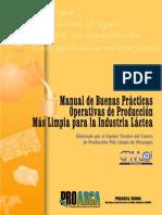 Manual Buenas Practicas Ambientales en Lacteas