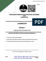 [Edu.joshuatly.com]Trial Kedah SPM 2012 Chemistry (Paper 1,3) [F3B83006]