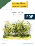 Histoire Du Coran Des Deux Jardins