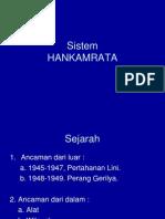 Sistem Hankamrata