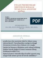 Referat Anestesi Ondansentron