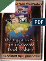 Dr York - The Egiptian Way to Overcome Bad Habits