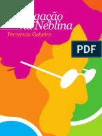 Navegação na Neblina (2006) - Fernando Gabeira