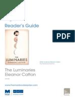 Eleanor Catton - The Luminaries - Granta