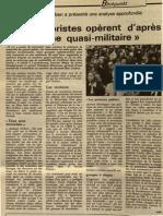 Journal du 9 et 10.5.1987