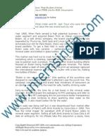 Bisleri a Brand Story.www.Internsindia.com