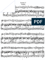 Sonata V (Piano)