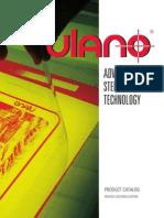 Ulano 2008 Catalogs