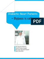 Diabetic Heart Patients - Bypass is Safer