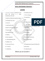 clat junction 2014 gk exercise 6 answers