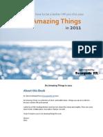 Do Amazing Things - 2011.pdf