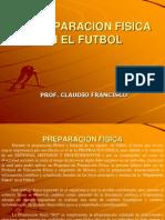 preparación física curso CLAUDIO FRANCISCO