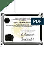 Diploma Pos Graduacao Phd Occupational Medicine 1 2