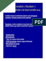 Reumatologia Semeiotica Slides