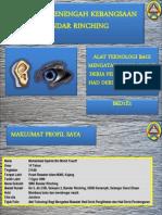 Alat Teknologi Bagi Mengatasi Masalah Had Deria Penglihatan Dan Pendengaran