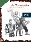 3D&T - Aventura - Dia de Tormenta