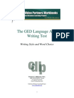 Ged Writing Guide 6