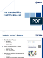 The Sustainability Reporting Process