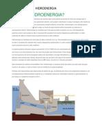 Ce Este Hidroenergia