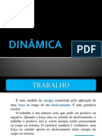 EN. RAB. (3) - TRABALHO - POTÊNCIA - RENDIMENTO - ENERGIA - 2013.