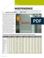 Audit Independence