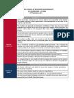 II Year CV Guidelines
