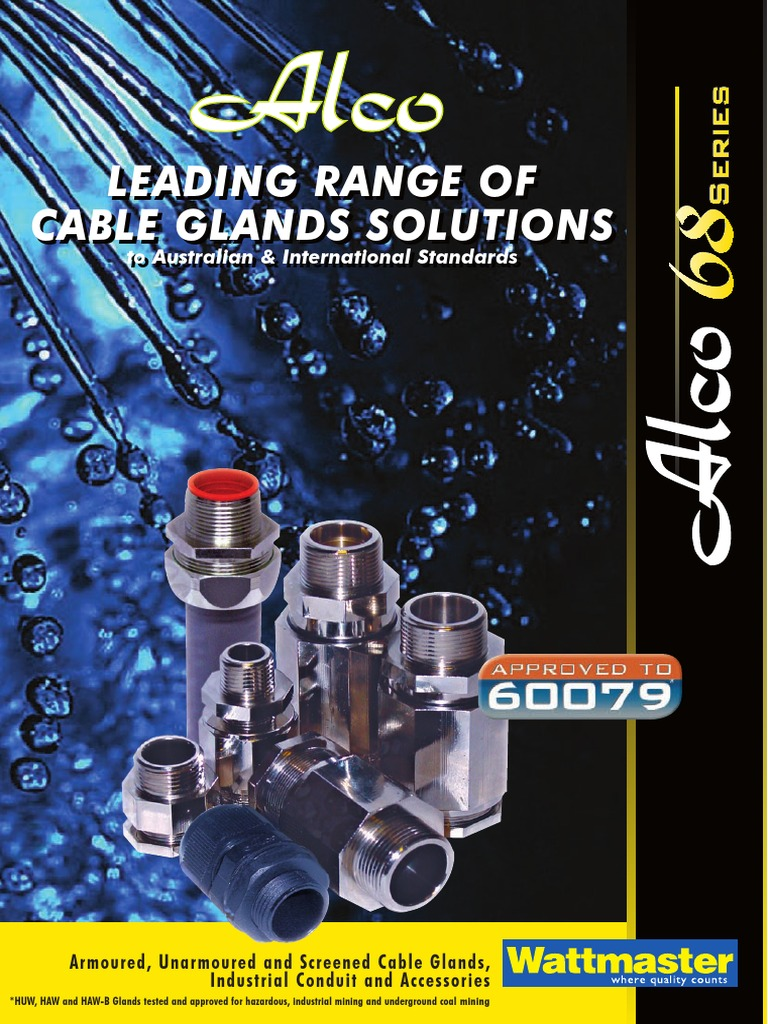 Alco cable glands electrical wiring screw keyboard keysfo Image collections